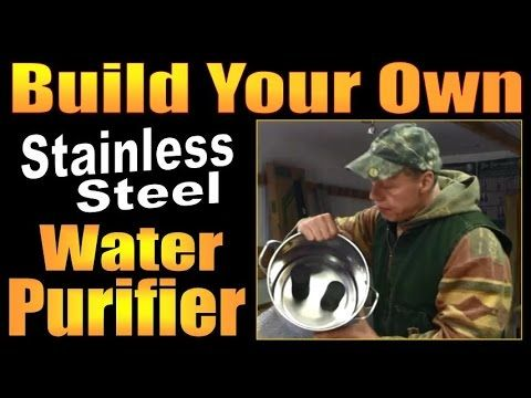 Save hundreds of dollars building your berkey water filter out of stainless steel stockpots. NOTE.. 1/2 HOLE WILL WORK FOR BLACK FILTERS BUT NOT FOR CERAMIC ...