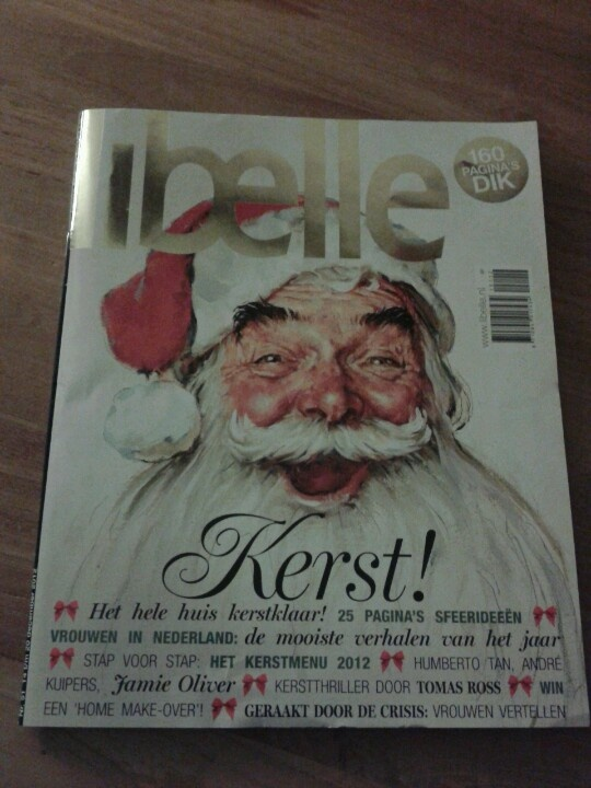 Kerst Libelle!