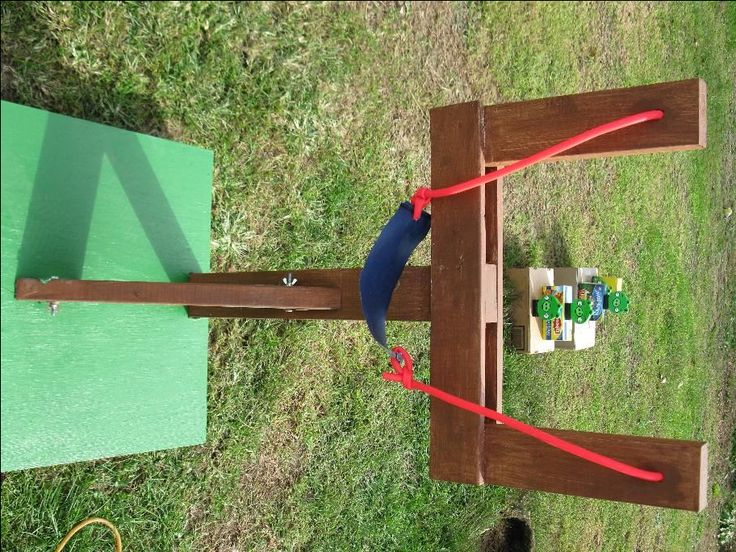 Angry birds sling shot... Organize your spring carnival at www.signupgenius.com #carnivalgames #volunteers