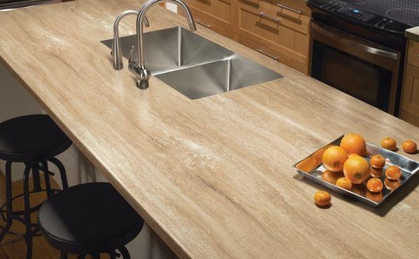 137 best laminate images on pinterest floating floor for Plastic kitchen flooring