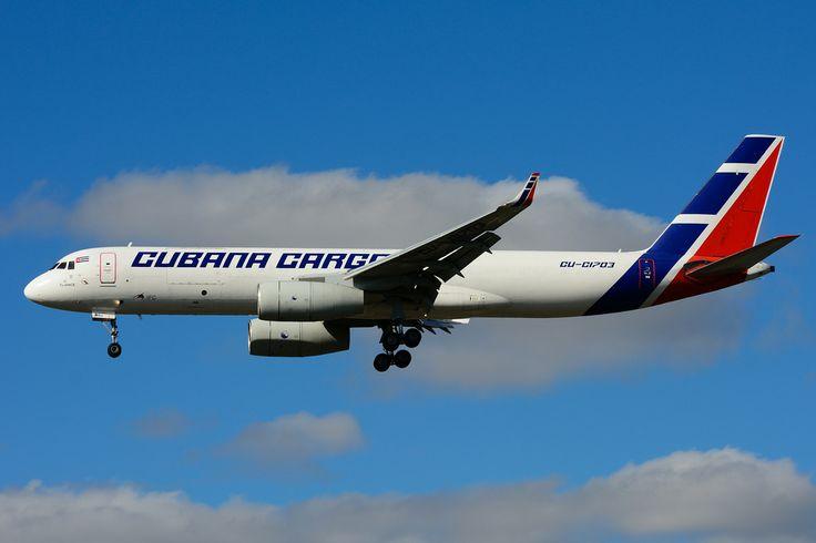Cuban Cargo Having On a Roll in Havana   #AirCargoCarriers #AirFreight #aircargo #cargofreight #CubanAndUnitedStatesAirCargoCarriers