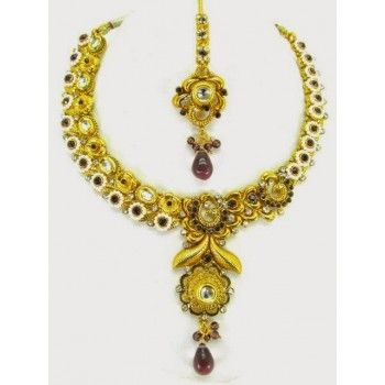 Bollywood necklaces - Rs 1,449.00