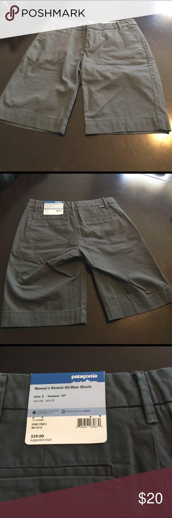 Patagonia woman stretch shorts Patagonia woman stretch shorts size 2 new no stain or rip Patagonia Shorts