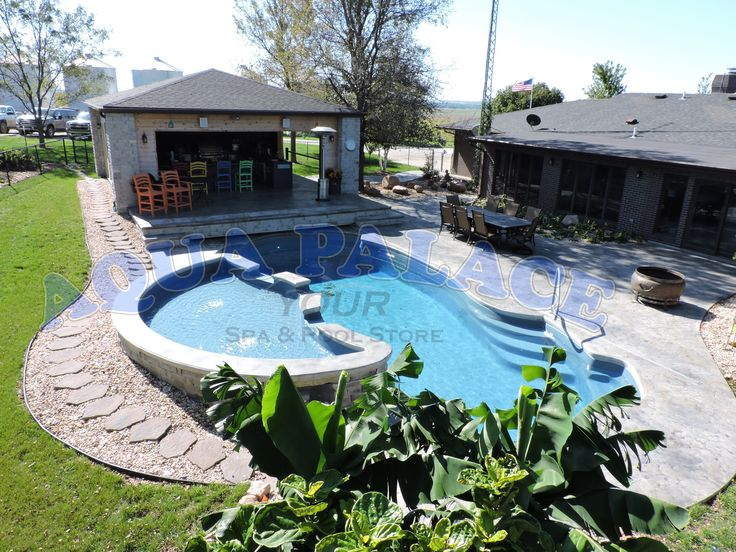63 best our pool designs images on pinterest pool for Pool design omaha
