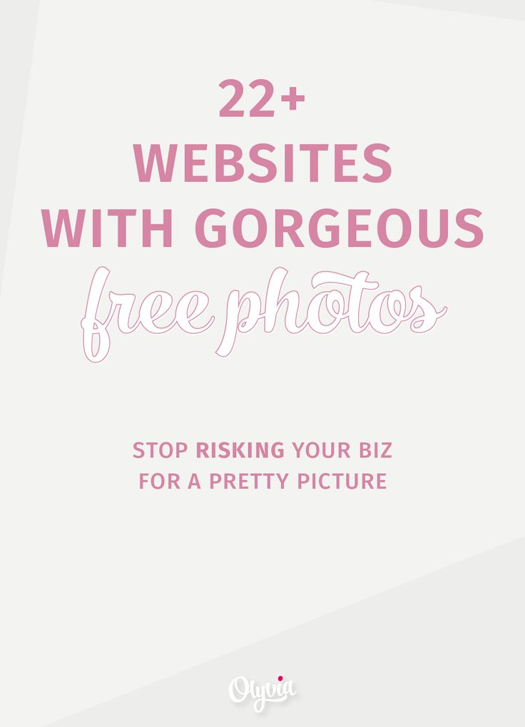 22+ of the best free stock photo websites for your blog and business. (Regularly updated!)