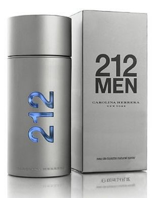 212 Men Carolina Herrera cologne - a fragrance for men I LOVE THIS COLOGNE! Definitely one of my favorites!