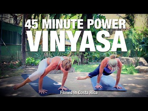 Five Parks Yoga - Cardio Core: 20 minute class - YouTube