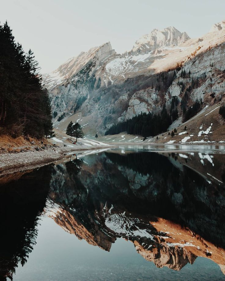 Life's too short to miss opportunities like these. #thefoxmagazine Location: Seealpsee, Switzerland