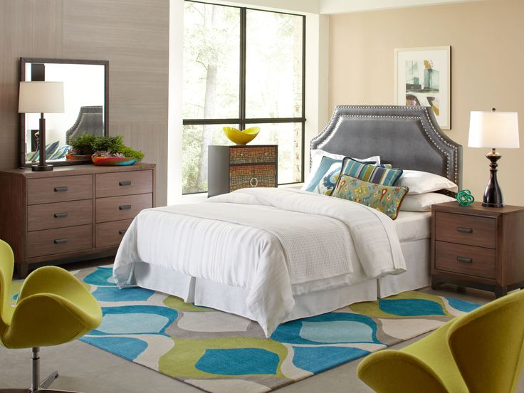 The Beautiful And Sophisticated Mackenzie Collection Offers A Relaxed Look And Feel That Pairs Marvelously With Signature Collectionbedroom Setsthe Room
