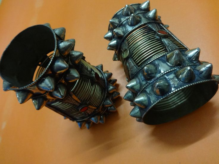 Cuff pair for belly dancing. $30 per pair