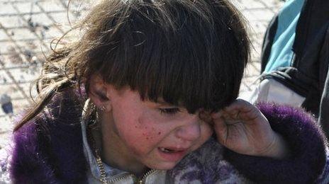Syria crisis: UN 'must stop flagrant violation of humanitarian law'