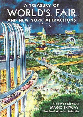 """: """"Walt Disney and the 1964 World's Fair"""" pays musical tribute to long-ago shows"""