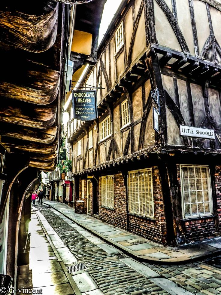 The Shamble's in York.