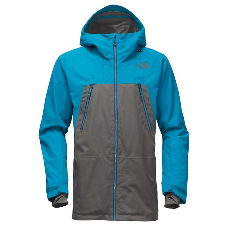 The North Face Men's Lostrail Gore Tex Shell Jacket Medium