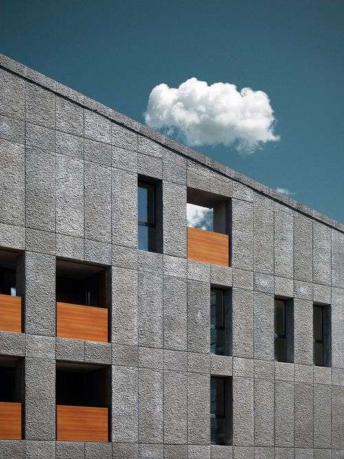 Casanova Social Housing By Cdm Architetti Associati The