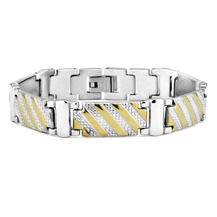 Classic Design Stainless Steel Bracelet
