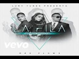 Luny Tunes – La Fila ft. Don Omar Sharlene Maluma