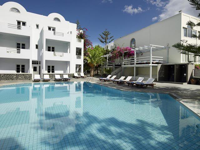 Afroditi Venus Beach Hotel 4 Stars luxury hotel in Kamari Offers Reviews