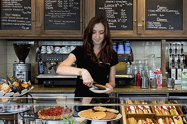 51. KAWIARNIA GREEN CAFFÈ NERO W LEGIONOWIE