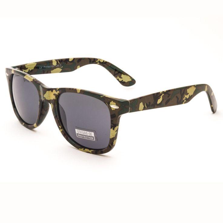 """Ανδρικά Γυαλιά Ηλίου Wayfarer """"DESERT ARMY"""""""