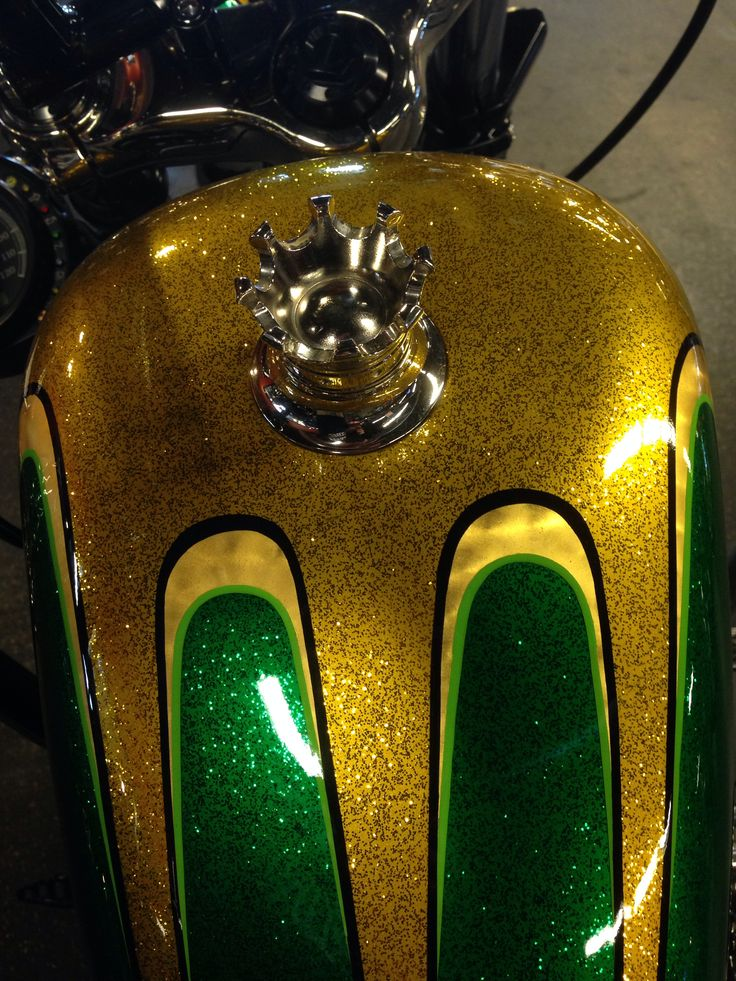 Custom Bobber Paint Ideas