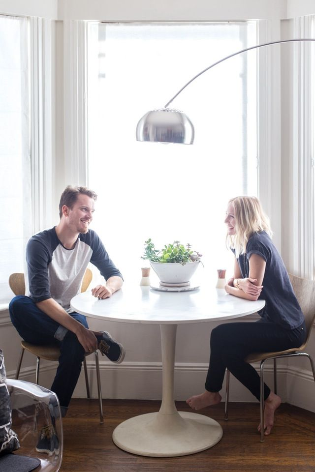 The Moving In Together Guide To Decorating Your First Home As A Couple