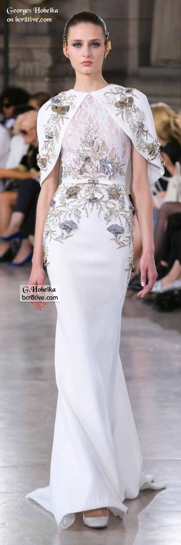 Georges Hobeika Fall 2016 Haute Couture