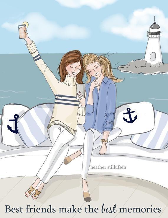 Beste Freunde Machen Die Besten Erinnerungen Neu Fur Sommer