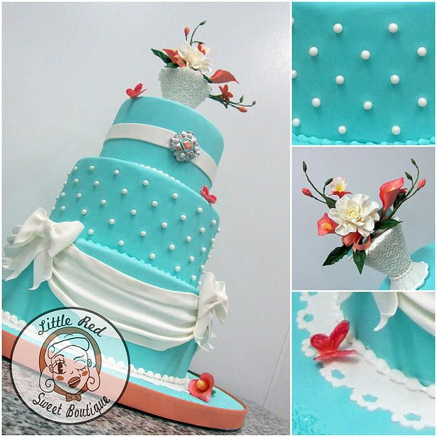 Little Red Sweet Boutique | Formal Cakes