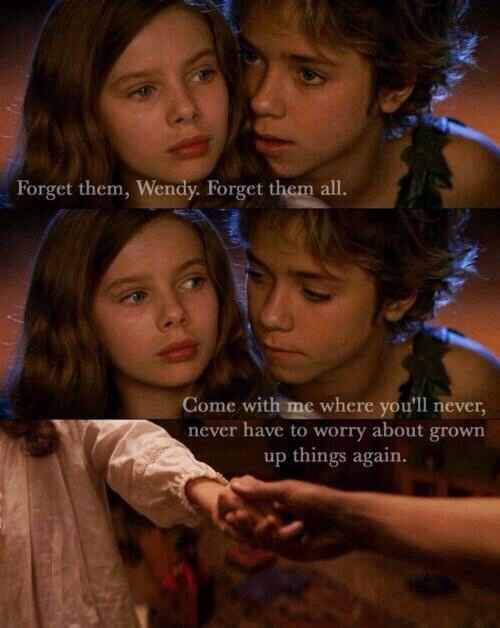 Peter Pan directed by P.J. Hogan (2003) Play by James Matthew Barrie #jamesmatthewbarrie #jmbarrie #fanart