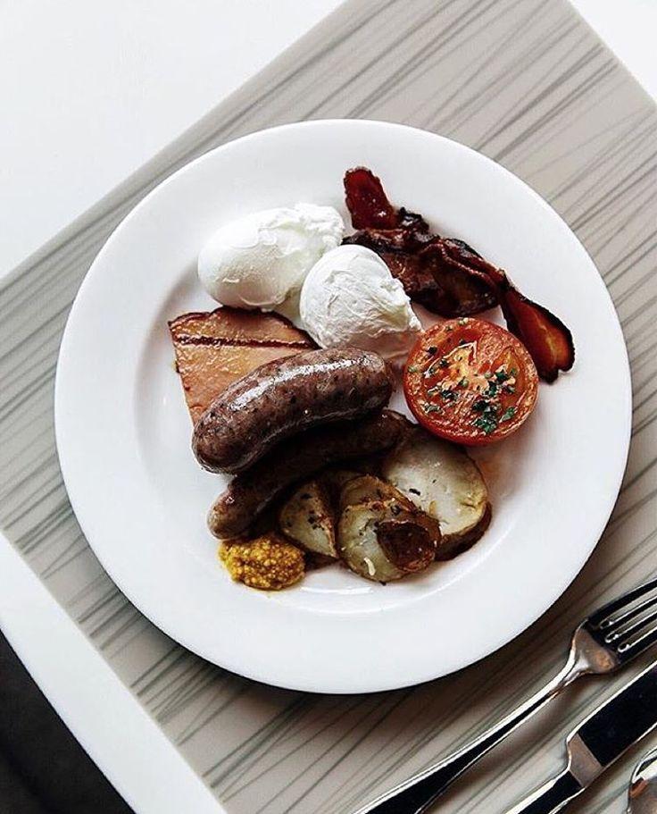 Breakfast in ORU Cuisine  [: @whentheyfindus]
