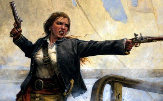 Главные женщины-пираты в истории