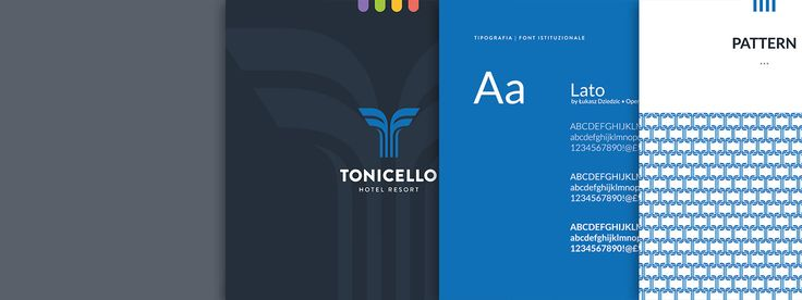 Tonicello Hotel Resort: Corporate Identity con Stile