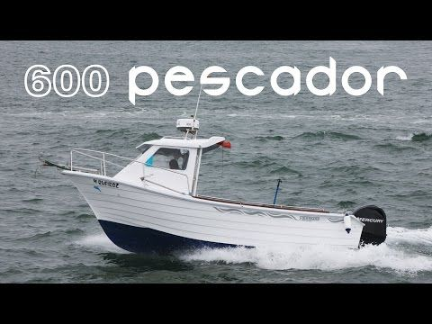 Fibramar 600 Pescador YouTube Pescador Barcos