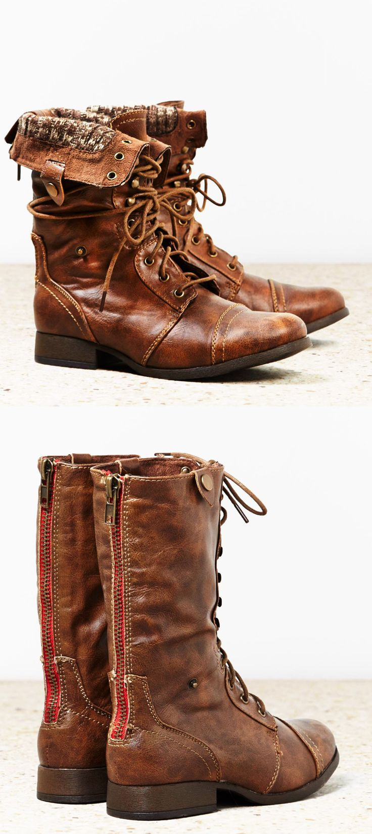 Lace-Up Boot | American Eagle Outfitters