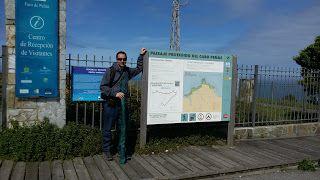 RUTAS EN ASTURIAS: Cabo de Peñas. En norte de Asturias.