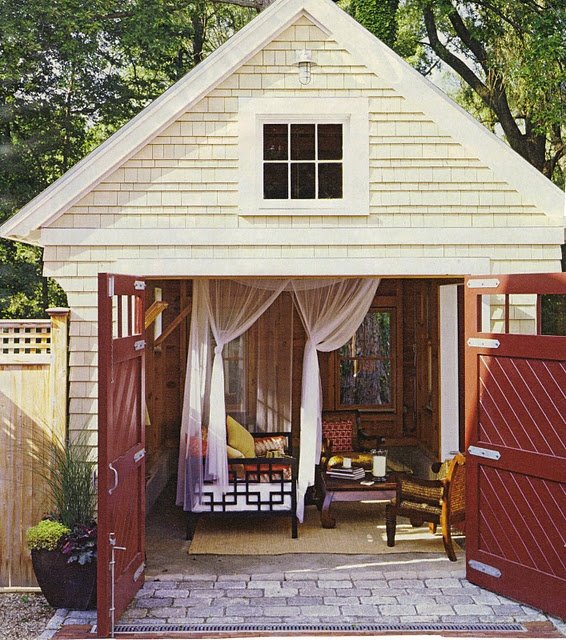 Garage Door Landscaping Ideas: 174 Best Images About Ideas For Driveway And Front Yard On