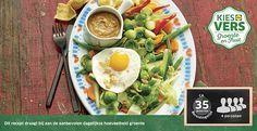 Recept voor Gado gado met spruitjes #Lidl #Spruitjes
