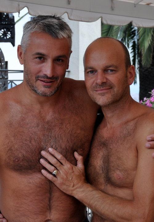 Older gay men mature