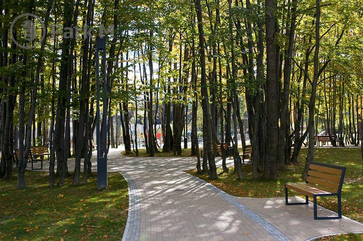Park Miejski i Plac Niepodległości w Zakopanem