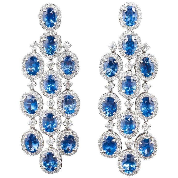 Top 25+ best Diamond chandelier earrings ideas on ...
