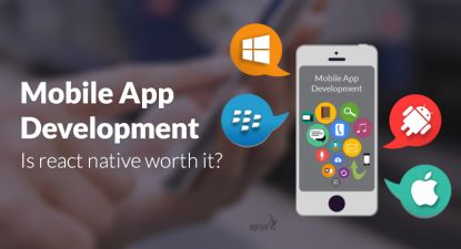 So what makes react native development so special and why are React Native developers much sought after? And is it worth really so much to develop mobile apps? Let's have a brief analysis on the youthful entrant- React Native