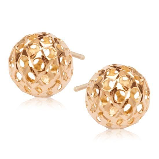 Złote Kolczyki, 329PLN www.YES.pl/54152-zlote-kolczyki-ZW-Z-000-N00-ZFA9931 #jewellery #gold #BizuteriaYES #shoponline #accesories #pretty #style