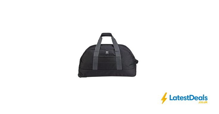 Revelation! Daytona Large 89 Litre Wheeled Holdall - Black, £16.99 at Argos