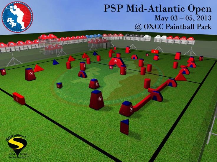 PSP MidAtlanic Open May 35, 2013 OXCC Paintball Park