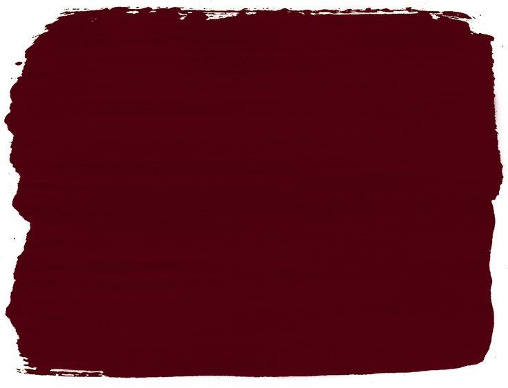 burgundy paint colors22 best Chalk Paint  Burgundy images on Pinterest  Burgundy