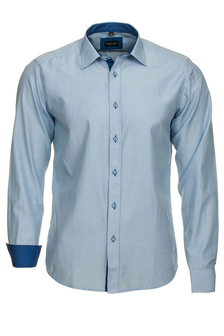 Thomas Waxx - 100% cotton  http://sklep.thomaswaxx.pl/pl/glowna/68-koszula-w-kolorze-niebieskim-z-bawelny-egipskiej.html