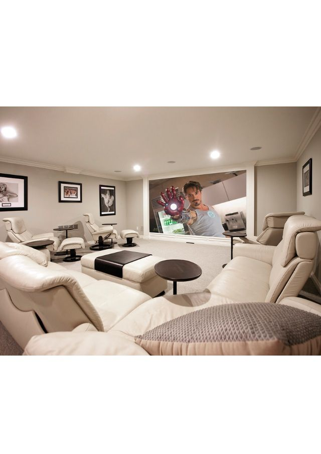 Home Media Room Design Ideas: Best 20+ Home Theatre Ideas On Pinterest