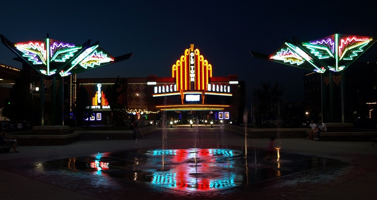 Wichita kansas movie theators