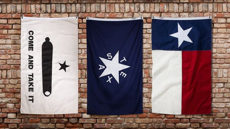 The Essential Cotton Texas Flag – No. 4 St. James